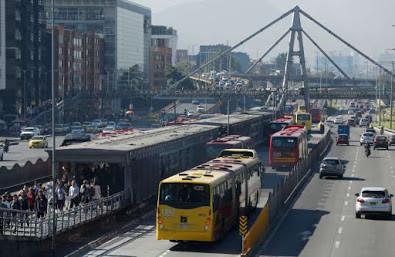 Boletin Notired 12Mar21 - Las estaciones de TransMilenio que estarán cerradas de manera temporal en