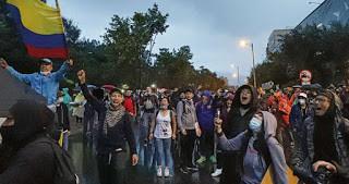 Boletin Notired 10May21 - De la calle a la UCI: ¿Qué tan caras saldrán las protestas frente al coron