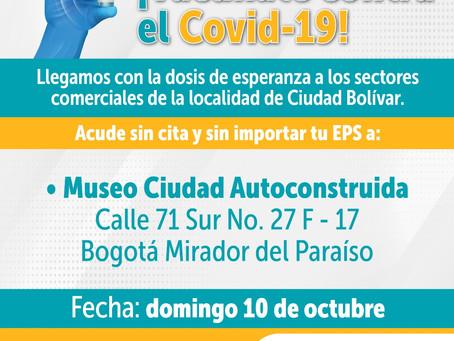iNFORMACION COVID-19 BOGOTA