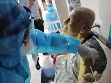 Boletin Notired 26Feb21 - Se inició vacunación masiva de adultos mayores de 80 años en Cali