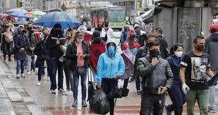 Boletin Notired 15oct20 - Gobierno y OMS urgen evitar aglomeraciones