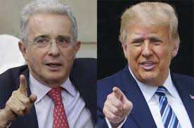 Boletin Notired 12Oct20 - Trump felicita al expresidente Alvaro Uribe tras ser dejado en libertad