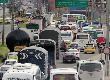 Boletin Notired 22Sep20 - Pico y placa no será aplicado los sábados en Bogotá