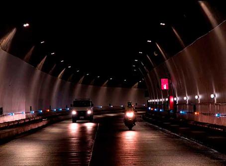 Boletin Notired 9Sep20 - Se fue la luz en el Túnel de la Línea y generó masivo trancón