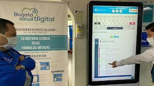 Boletin Notired 21May2020 - Distrito puso en funcionamiento primer kiosco digital para citas
