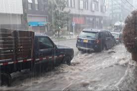 Boletin Notired 15Mar21 - Inundaciones y accidentes  ayer  tras las fuertes lluvias en Bogotá