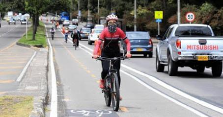 Boletin Notired 10Nov20 - 'Esto no es fanatismo por la bici ni una guerra contra el carro'