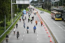 Boletin Notired 3Sep20 - ¿Por qué se han implementado nuevas ciclovías en Bogotá