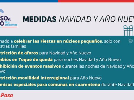Boletin Notired 31Dic20 - Este es el paquete de medidas que regirá en Bogotá durante el Año Nuevo
