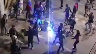 Boletin Notired 23Oct20 - Así cayeron, uno a uno, vándalos que robaron en las marchas y apuñalaron p