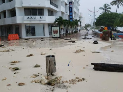 Boletin Notired 18Nov20 - Providencia quedó devastada tras el paso de huracán Iota