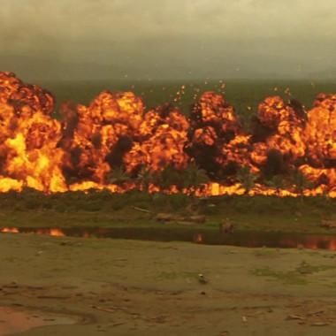 Visual Analysis Pt. 3 Apocalypse Now, di