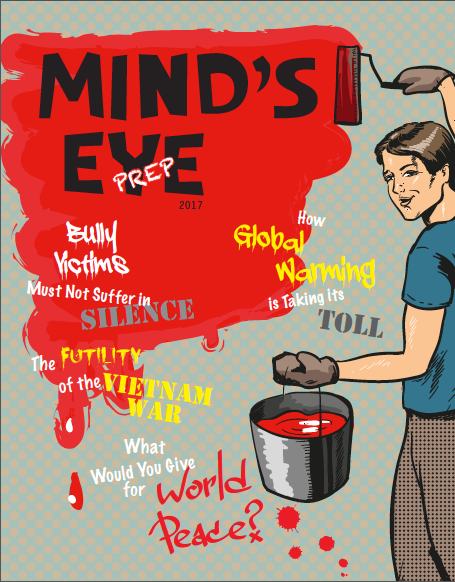 Mind's Eye Prep 2017 Cover