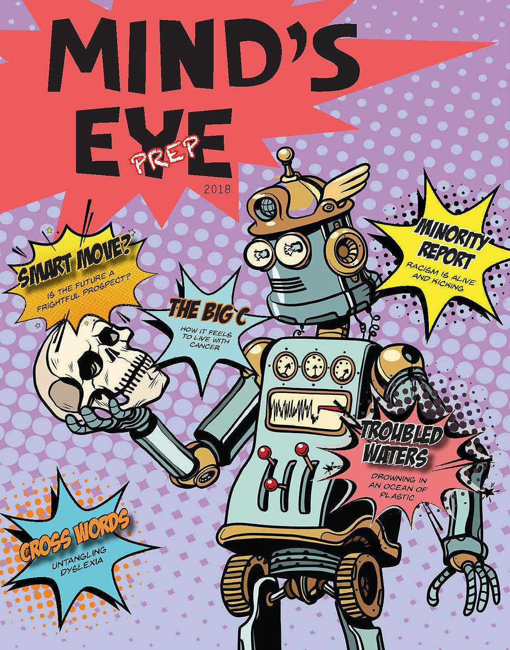 Mind's Eye Prep 2018 Cover