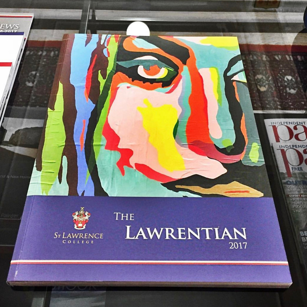 The Lawrentian 2017 Senior School Cover