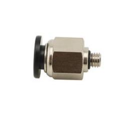 Air Fitting - Straight 6mm Tubing x M5 Thread