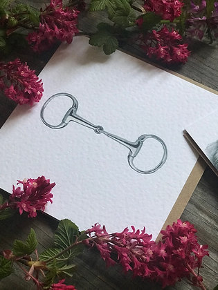 'Snaffle' Card