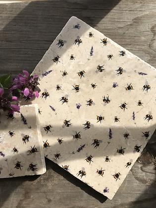 Bee & Lavender Platter