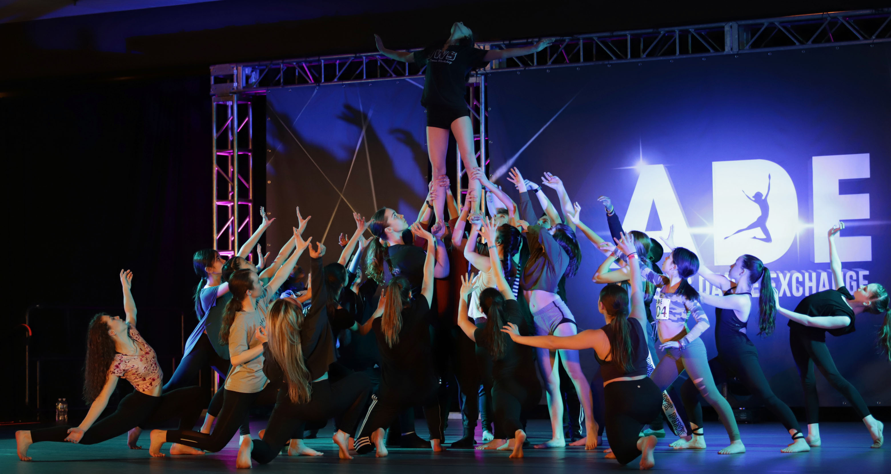 Artistic Dance Exchange Competition