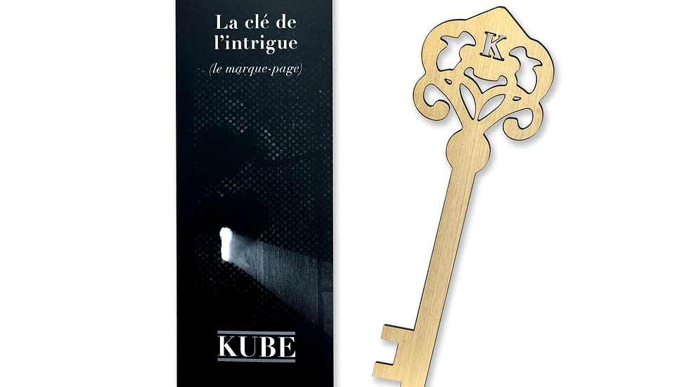 La clé de l'intrigue (le marque-page)