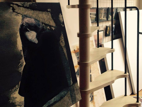 Open atelier on Sunday 20 September   13.00 - 17.00. Save the date!