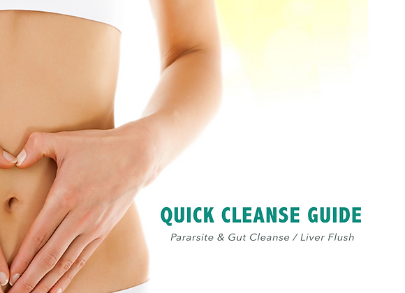 Quick Cleanse Kit & Guided Protocol