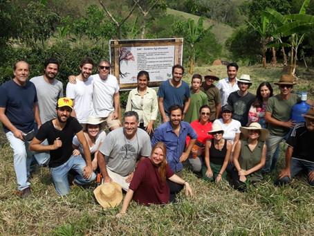 VISITA GUIADA: CAFÉ EM AGROFLORESTA