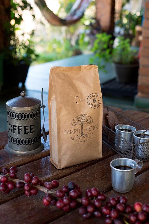 Café de Cultivo Orgânico