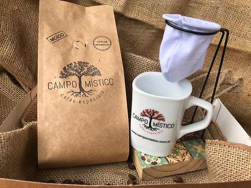Kit Café Especial, Caneca e Coador