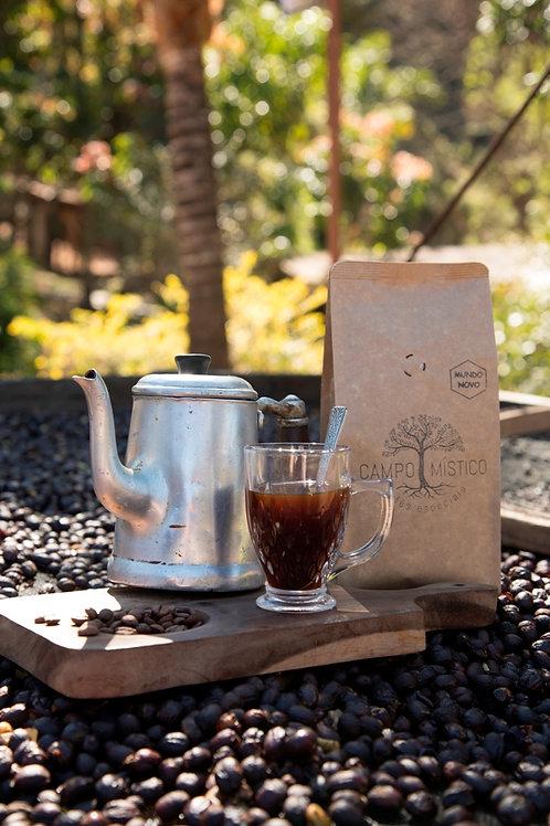 CAFÉ ESPECIAL MUNDO NOVO
