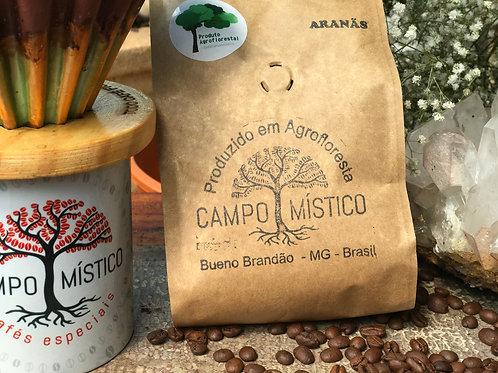 CAFÉ ESPECIAL ARANÃS AGROFLORESTAL - 175 g