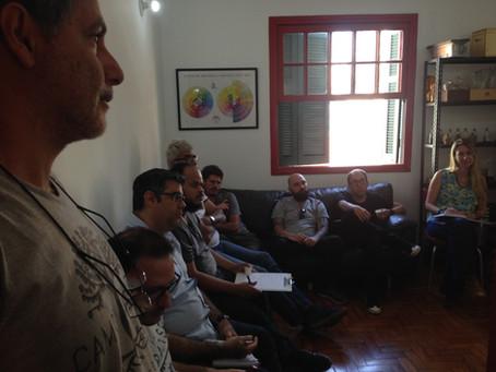 Abertura Oficial do Espaço Campo Místico com o curso de Torra Mod. I da Roast Cafés