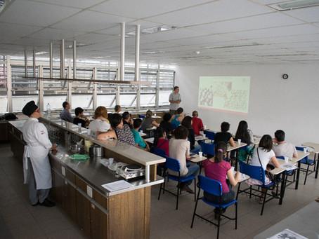 """2°GastroEtec  - Workshop: """"DO CAMPO A XÍCARA A TRAJETÓRIA DO GRÃO"""""""