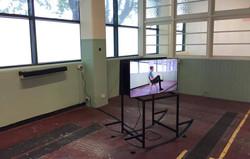Max Boland, Sitting, MADA Now '16, Monash Caulfield, 2016