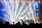 Lumières clignotantes Pendant Concert