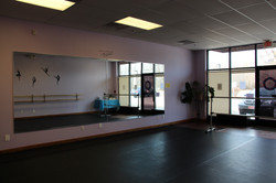Main Studio Space