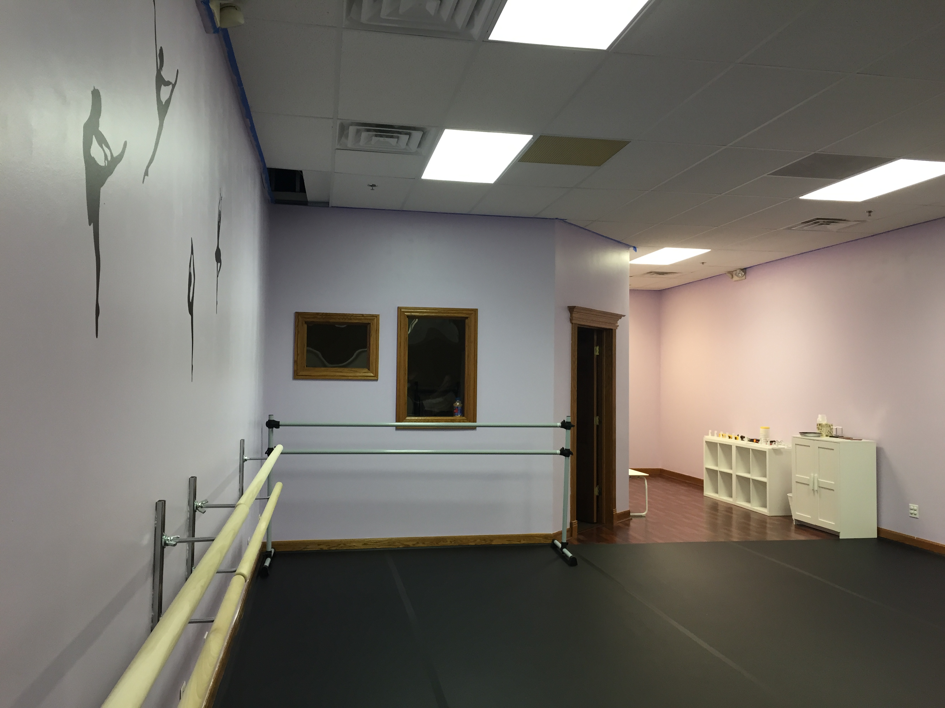 Main Studio Space