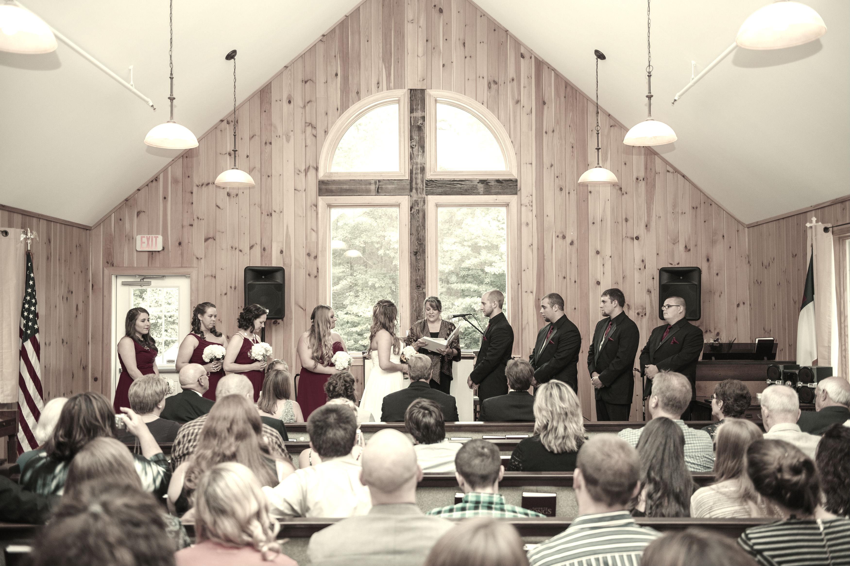 Small Chapel Ceremony 2014