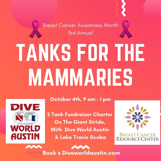 Boat Social: Tanks for the Mammaries