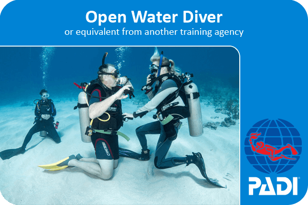 Traditional Open Water Course Bundle