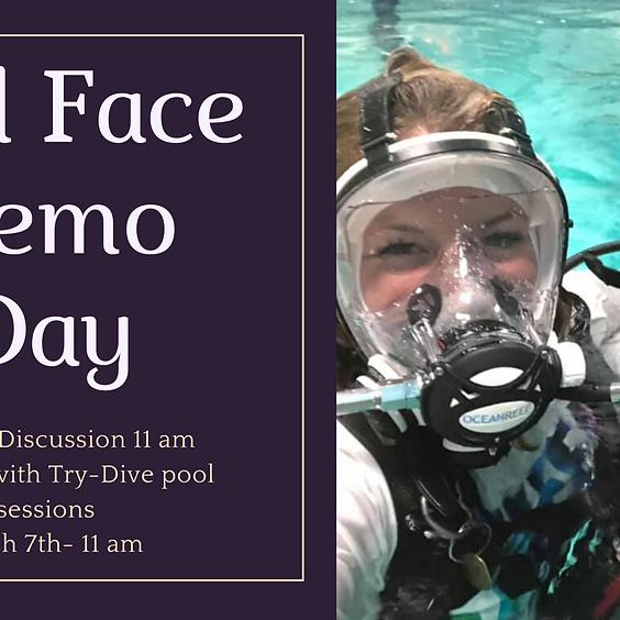 Full Face Demo Day