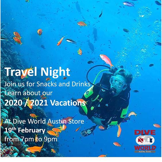 Travel Night - February 19th