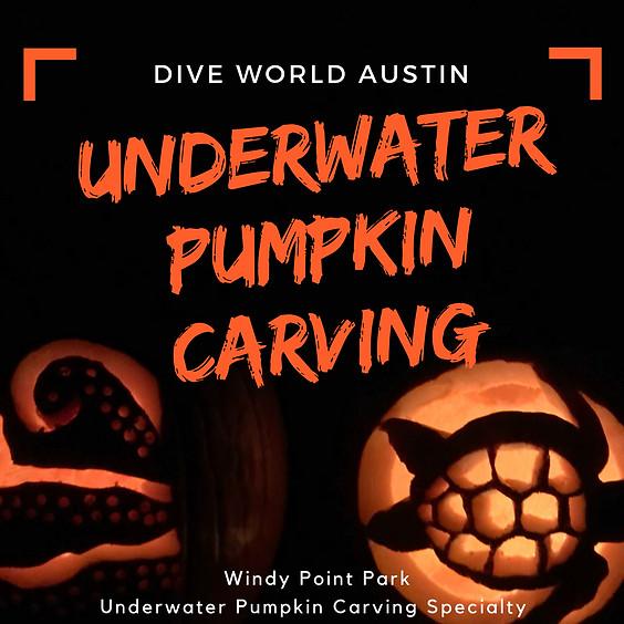 Underwater Pumpkin Carving Specialty