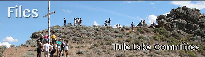 Tule Lake Committee Photo by Don Tateishi 1988
