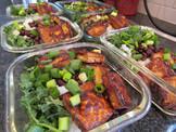 Meal Prep: Korean Glazed Baked Tofu