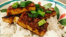 Seared Korean BBQ Tofu