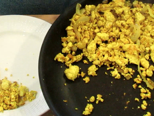 Breakfast Scrambled Tofu