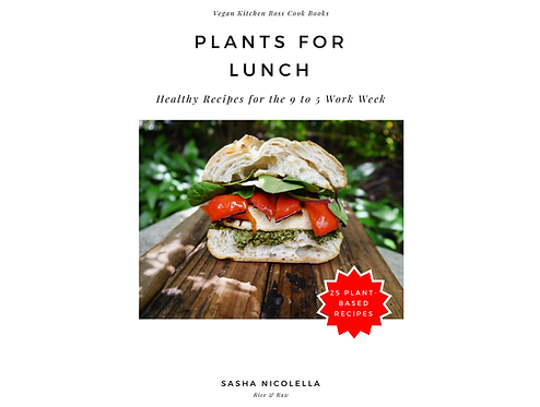 Plants For Lunch Recipe eBook