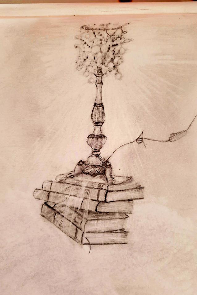 """""""Nature-morte de livres"""""""