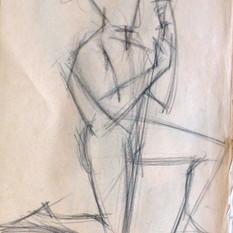 Dessin Daniel Delaunay